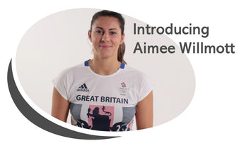 Introducing Gold medalist Aimee Willmott...