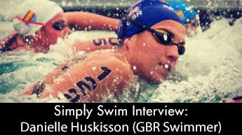 Simply Swim Interview: Danielle Huskisson