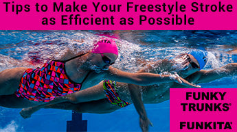 Tips To Make Your Freestyle Stroke As Efficient As Possible