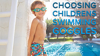 Choosing Children's Swimming Goggles