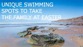 7 Unique Swimming Spots To Take The Family At Easter
