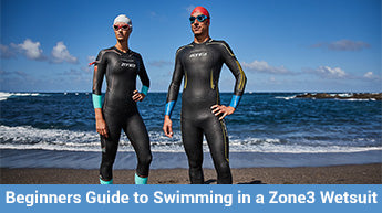 Beginners Guide to Swimming in a Zone3 Wetsuit