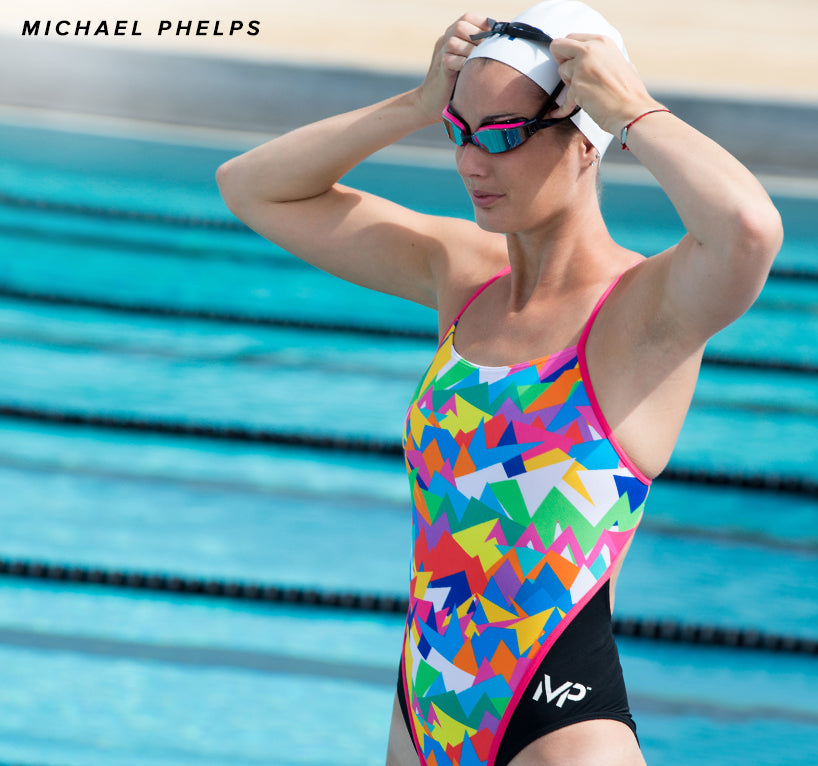 Maru Michael Phelps Simply Swim Brands