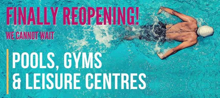 Pools Reopening