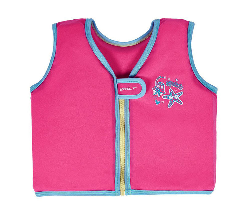 Sea Squad Float Vest Pink