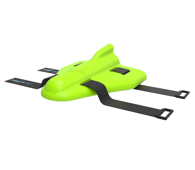 Aquaplane Green Straps