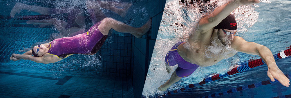 Racing Suits Simply Swim Underwater Female Turn