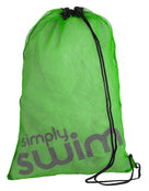 Simply Swim Swim Mesh Bag - Green