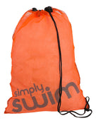 Simply Swim Swim Mesh Bag - Orange