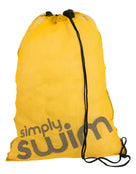 Simply Swim Swim Mesh Bag - Yellow