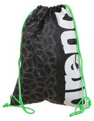 Arena Fast Swimbag - Black X-Pivot/Green