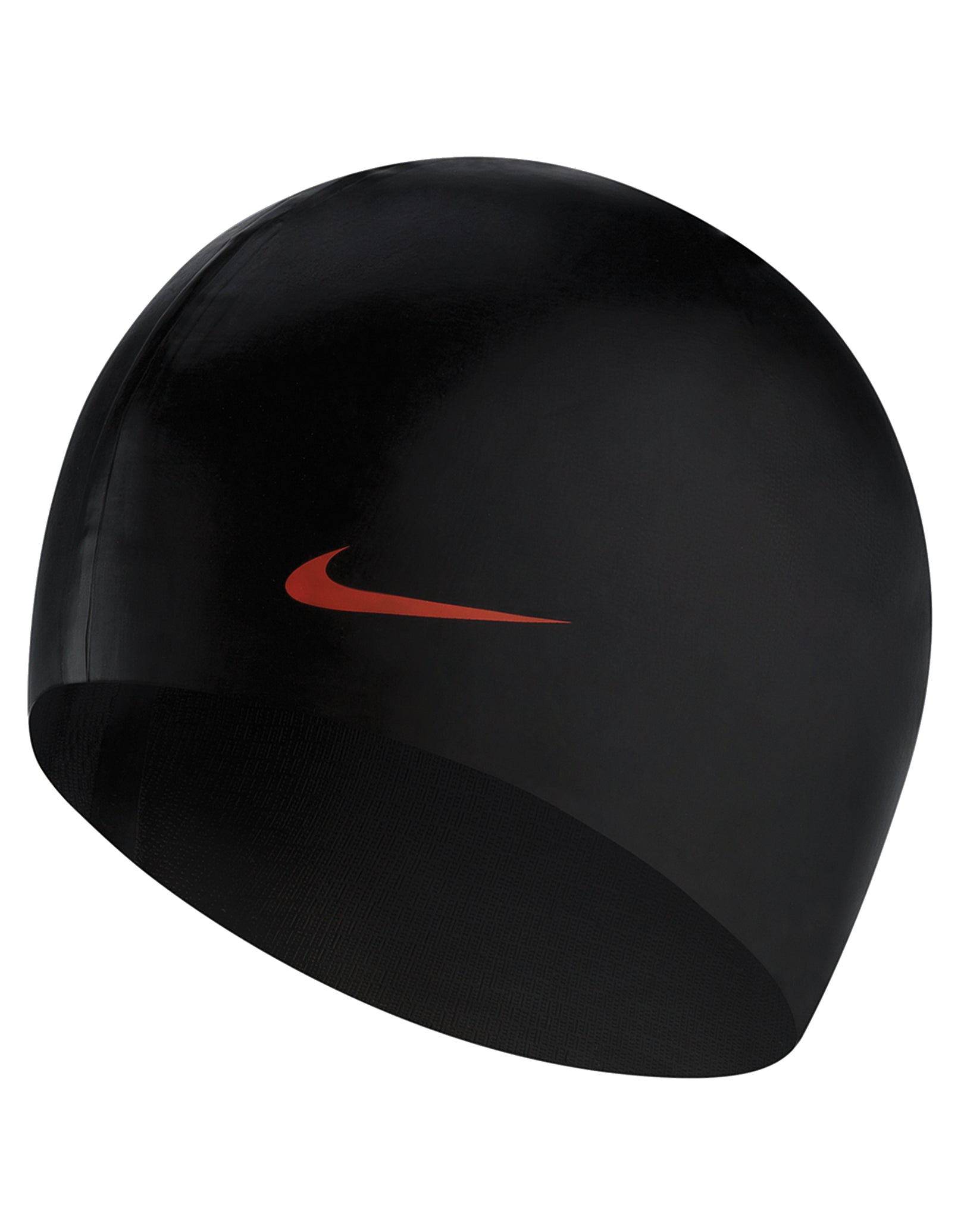 bf180e0213c ... Nike Solid Silicone Cap - Black/Red ...