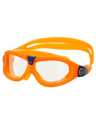Aqua Sphere Seal Kid 2 Goggle - Clear Lens - Orange/Blue