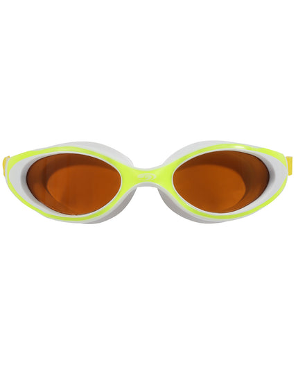 Blueseventy Hydra Vision Polarized Goggle - Neon Yellow/Bronze