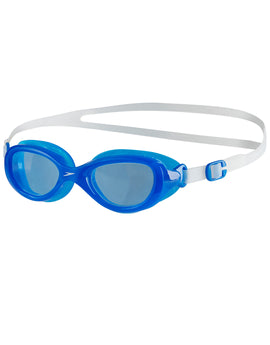 Speedo Futura Classic Junior - Clear/Blue
