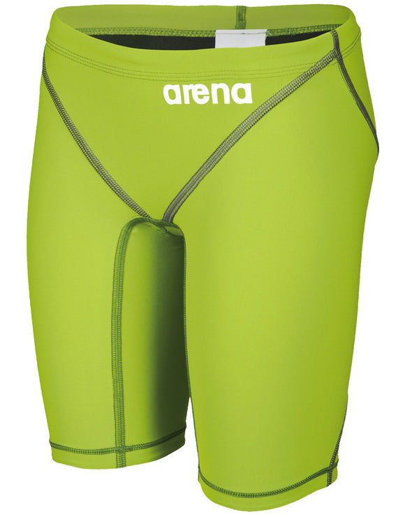 Arena Boys Powerskin ST 2.0 Jammer - Lime Green