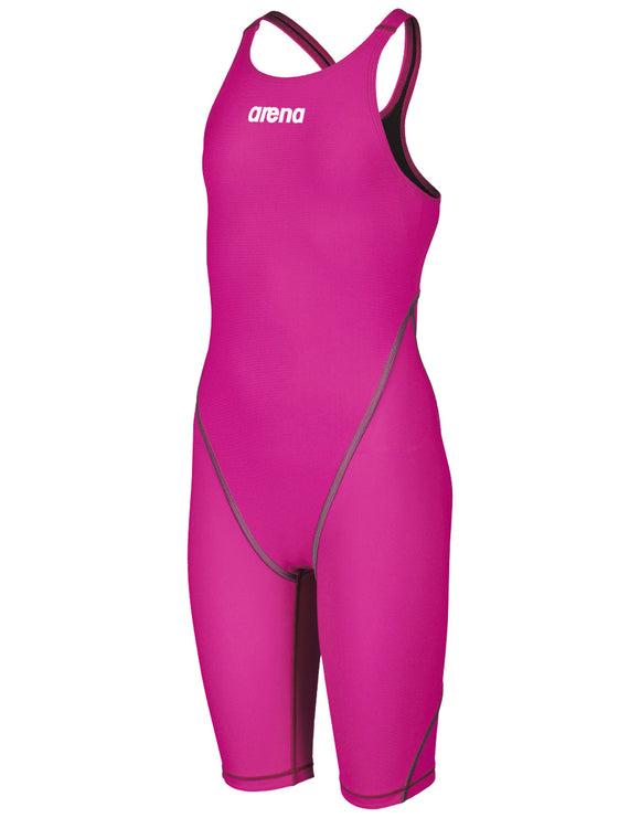 Arena Girls Powerskin ST 2.0 Full Body Short Leg - Fuchsia
