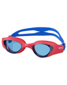 Arena The One Junior Goggle - Light Blue/Red