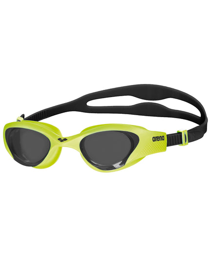 Arena The One Goggle - Smoke/Lime