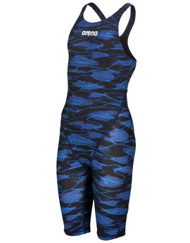 Arena Girls Limited Edition ST 2.0 Full Body Short Leg - Blue and Royal