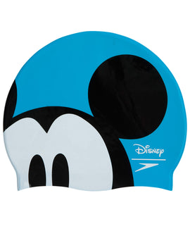 Speedo Disney Mickey Junior Slogan Swim Cap