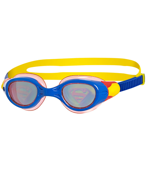Zoggs Superman Junior Hologram Goggle