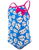 Speedo Tots Girls Bow Swimsuit
