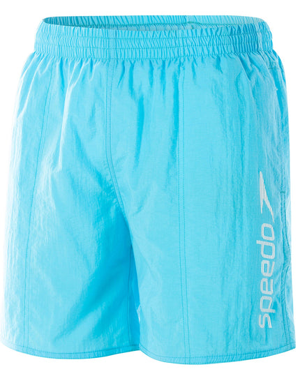 Speedo Boys Challenge 15 inch Watershort - Aqua Splash