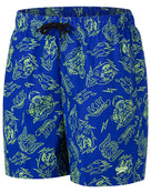Speedo Boys Animal Printed Leisure 15 inch Watershort