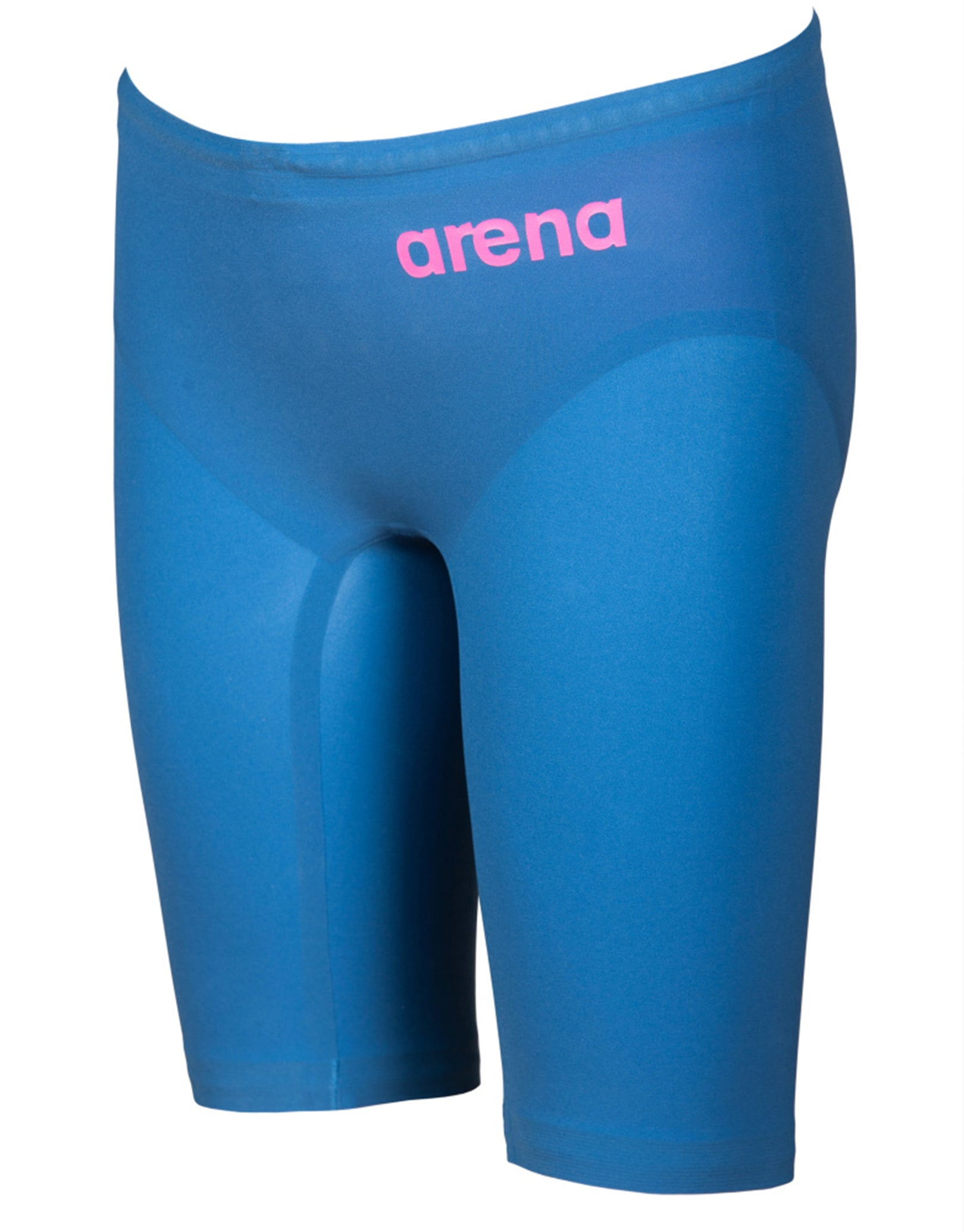 d2c56d8d8d Arena Boys Powerskin R-EVO One Jammer - Blue and Powder Pink ...
