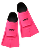 Maru Training Fins - Pink and Black