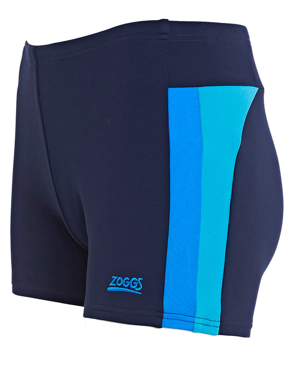 Zoggs Surfside Spliced Hip Racer - Navy