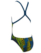 Adidas Girls Love Swim Allover Swimsuit