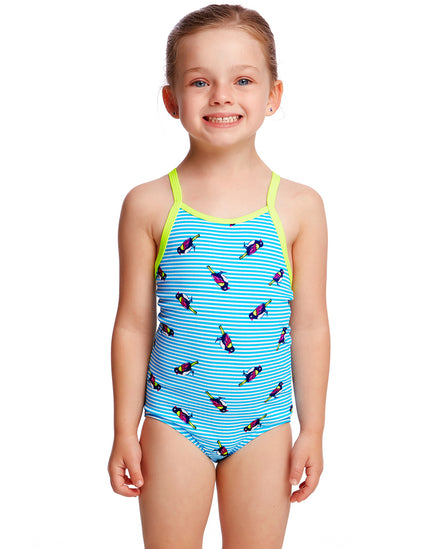 Funkita Tots Girls Tweety Tweet Swimsuit