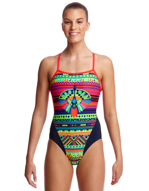 Funkita Wingspan Single Strap Swimsuit