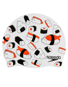 Speedo Sushi Junior Slogan Swim Cap