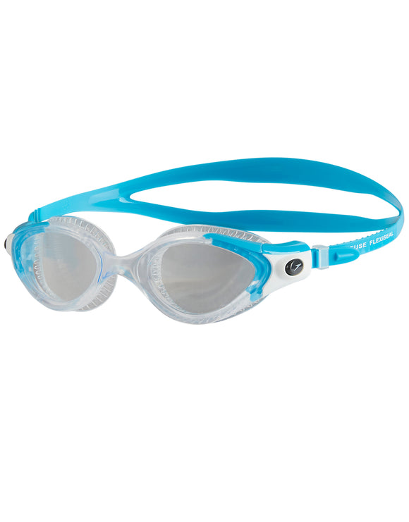 Speedo Futura Biofuse Flexiseal Female Goggle - Clear Lens