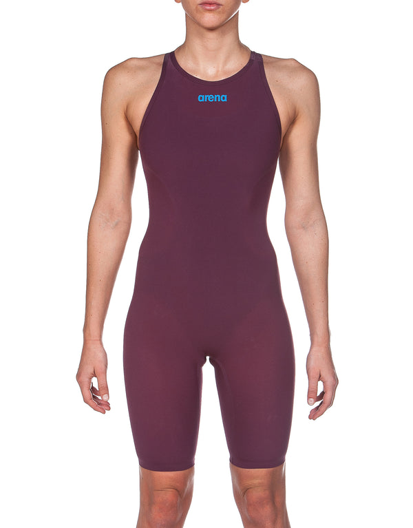 Arena Powerskin R-EVO ONE Full Body Short Leg - Red Wine