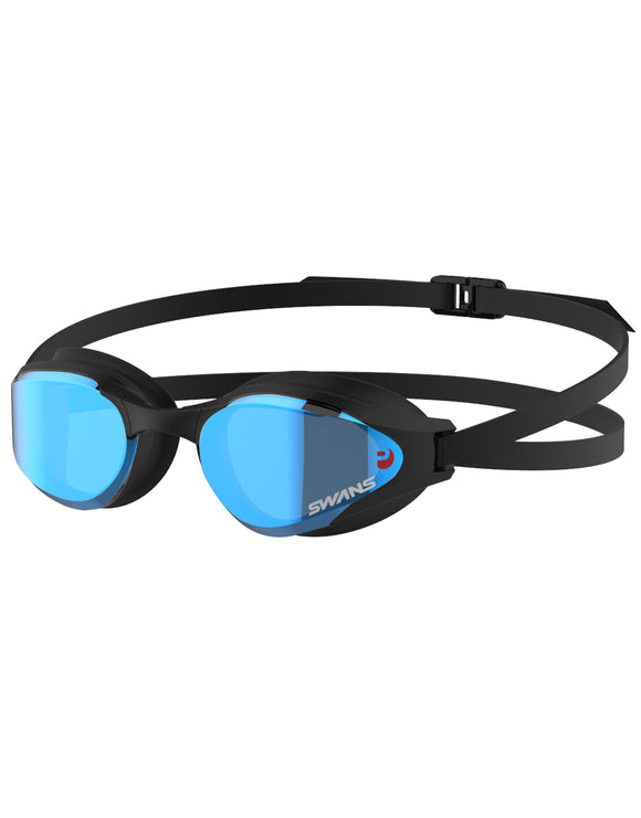 Swans Ascender Mirror Goggle - Smoke Blue