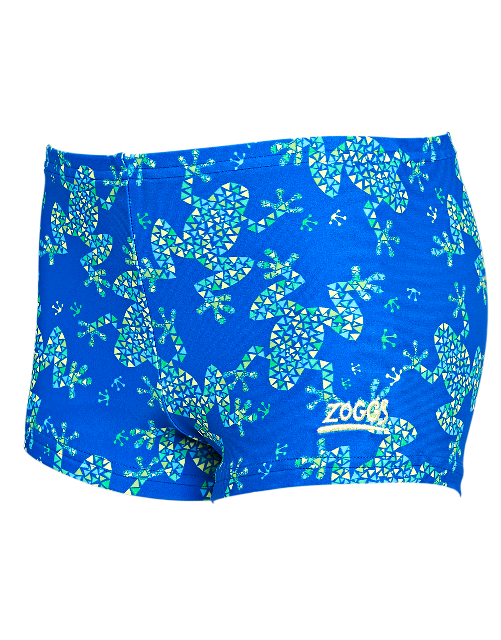zoggs tots boys froggy hip racer swimming trunk