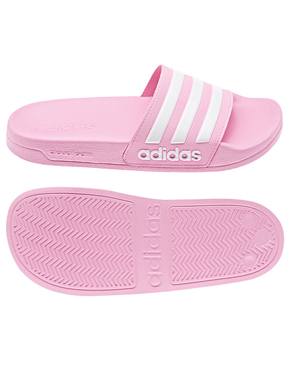 Adidas Adilette Junior Shower Slide - True Pink