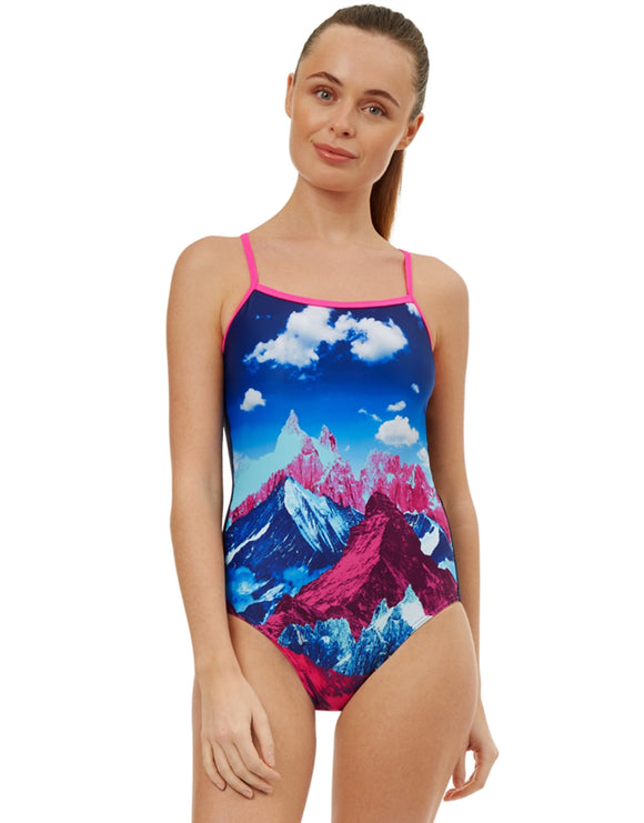 Maru Womens High Life Pacer Swimsuit