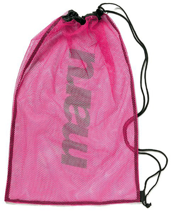 Maru Mesh Swim Bag - Pink