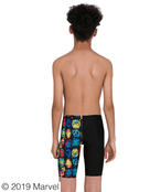 Boys Marvel Digital Jammer - Black - Back
