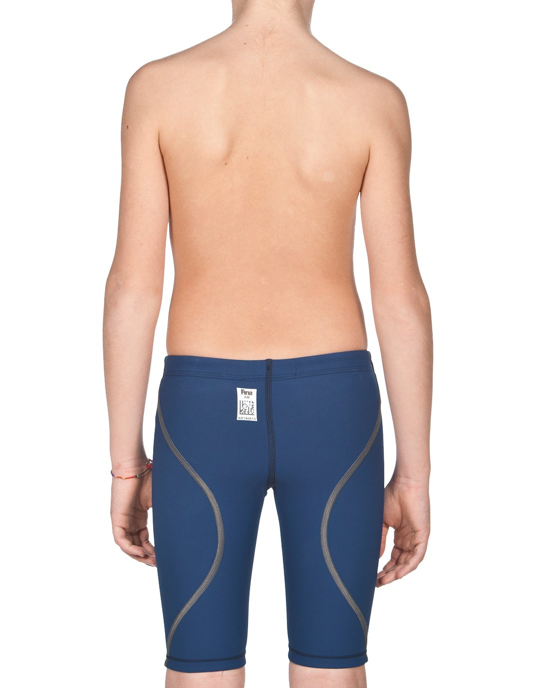 663ee57f9f Arena Boys Powerskin ST 2 Jammer - Navy | Simply Swim UK