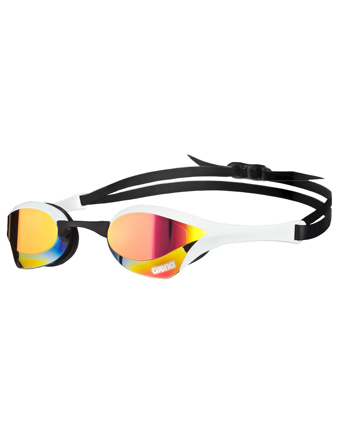 53667f0da9d2 Arena Cobra Ultra Mirror Goggle - Red Revo White ...