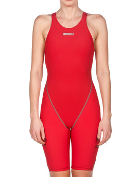 Arena Powerskin ST 2 Full Body Short Leg - Red