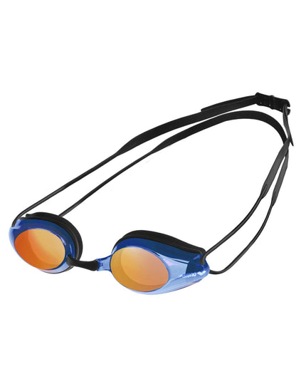 Arena Tracks Mirror Goggle - Blue Multi