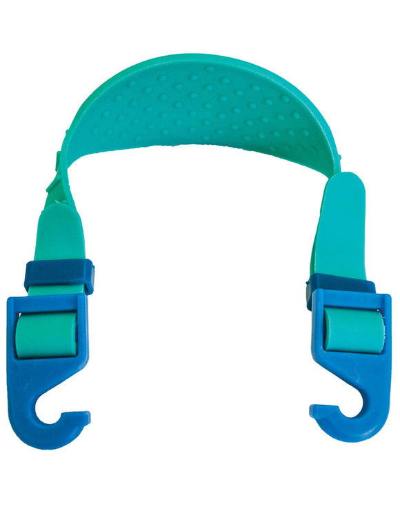Finis Aquarius Fin Replacement Strap - Blue