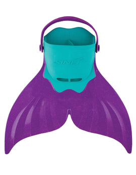 Finis Mermaid Swim Fin - Paradise Purple